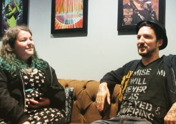 Interview with Frank